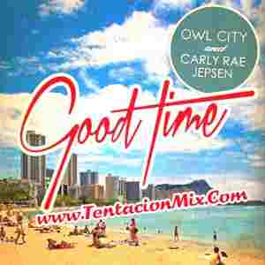 Owl-City-Carly-Rae-Jepsen-Good-Time-Cover